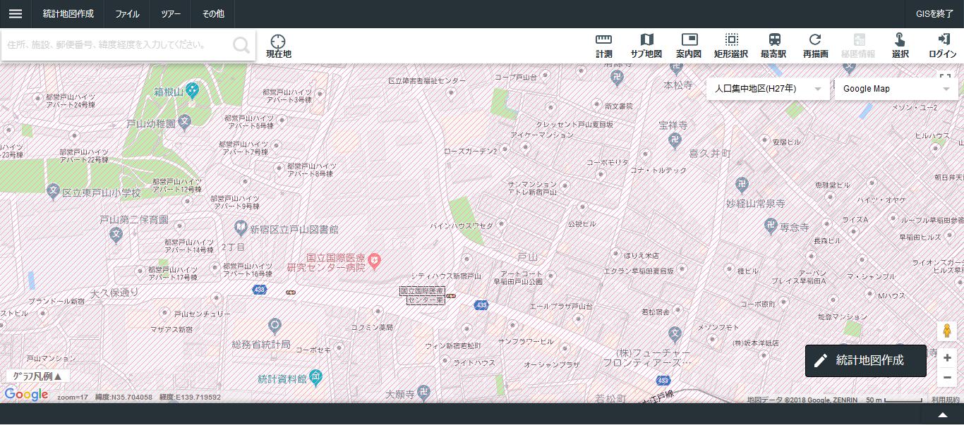 jSTAT MAP1